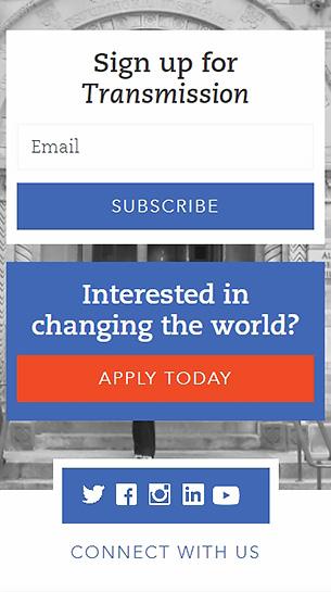 Сайт компании Mailman