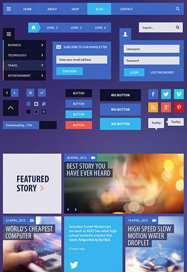 Закажите разработку UI-дизайна сайта